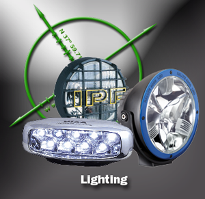 Auxiliary Lighting and Offroad Lamps.